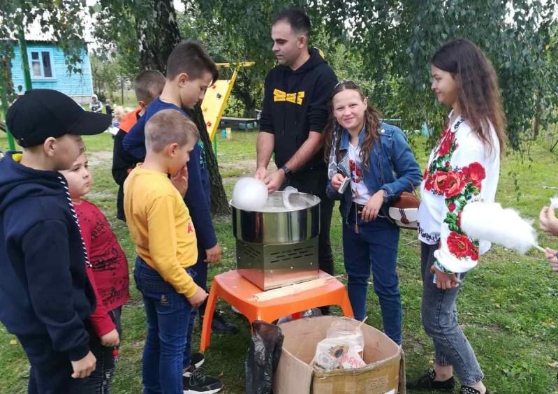 Святкування Дня села Вишневе