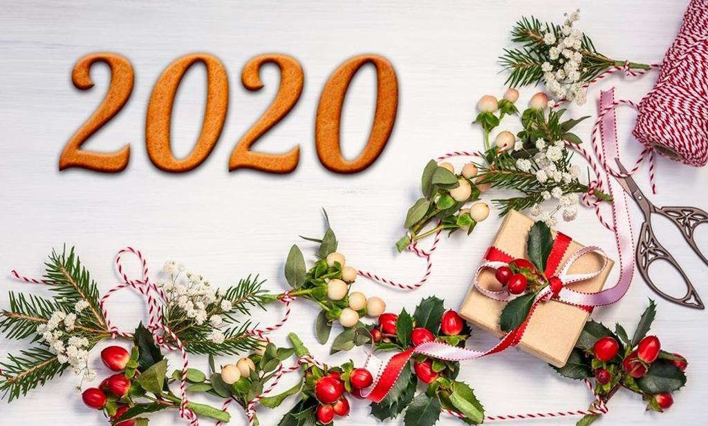 З ПРИЙДЕШНІМ НОВИМ 2020  РОКОМ ТА РІЗДВОМ ХРИСТОВИМ!