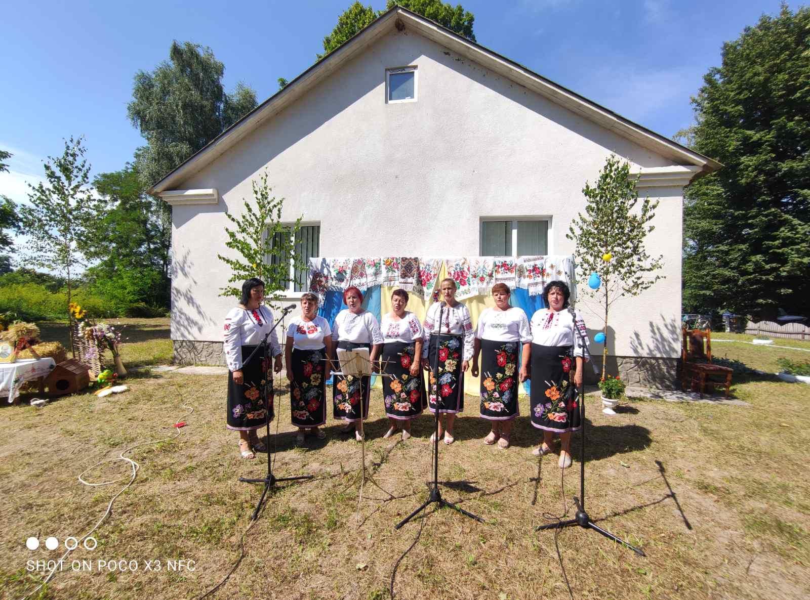 Святкування Дня села Товпижин