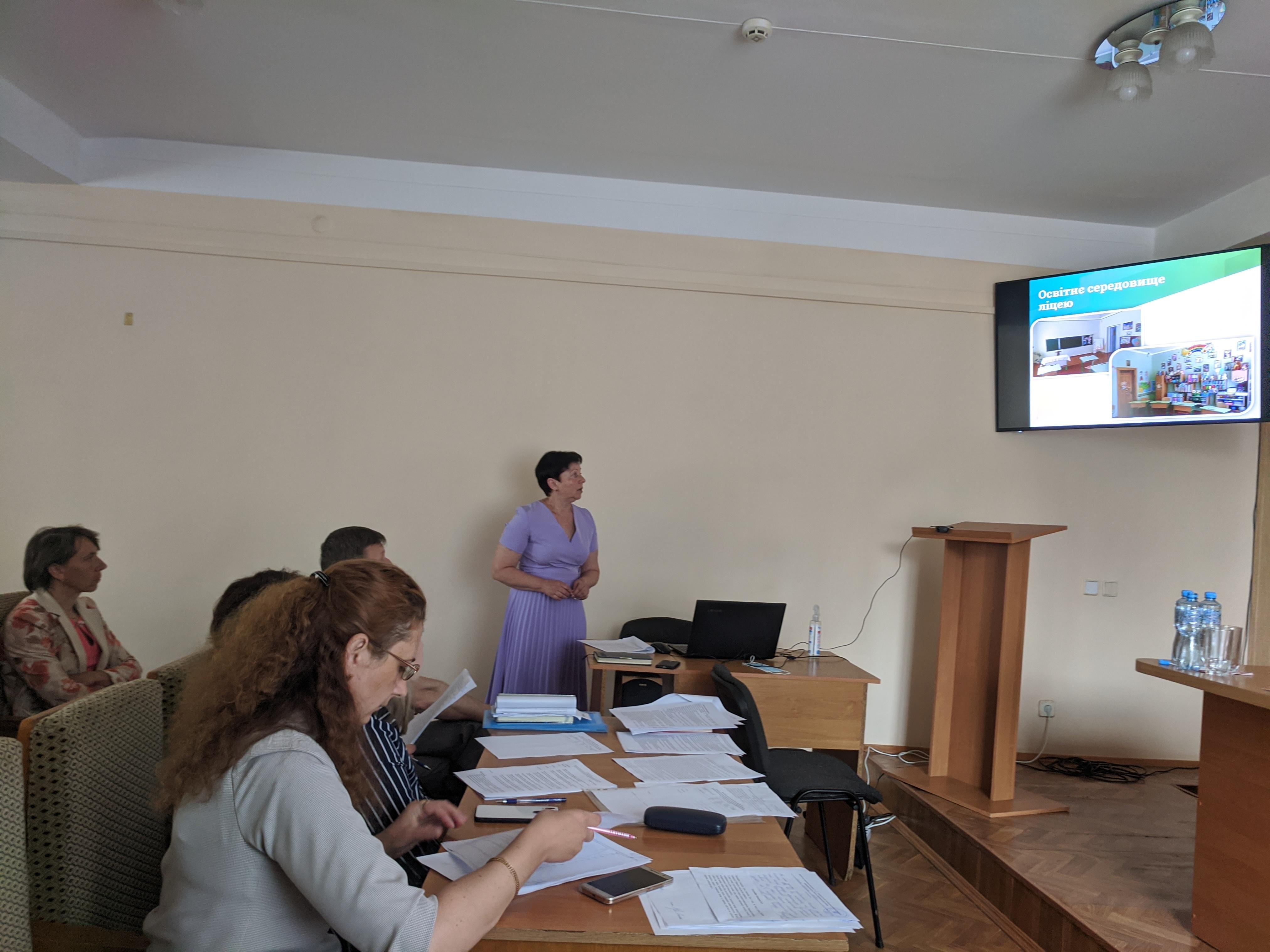 Результати конкурсного відбору на заміщення вакантної посади керівника «Пляшевський ліцей» Демидівської селищної ради Рівненської області