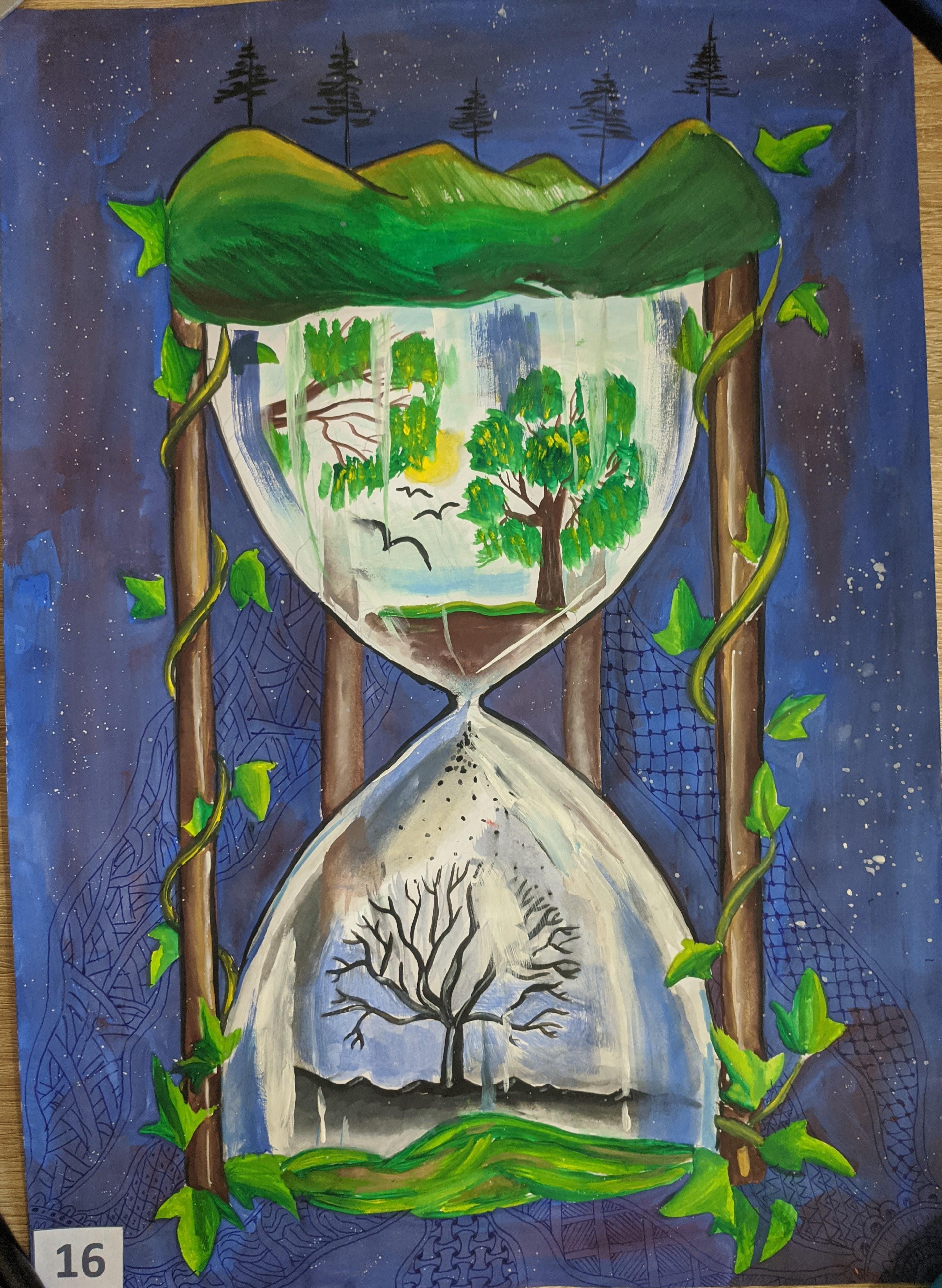 Визначено переможців у конкурсі дитячих малюнків та фотографій «Бережи природу – розділяй відходи»
