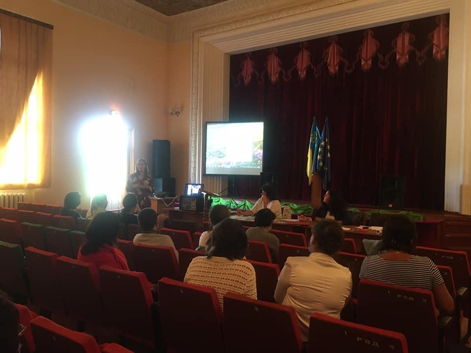 """Фахівцями КУ""""Демидівський ІРЦ"""" було проведено інформативно-методичний семінар"""