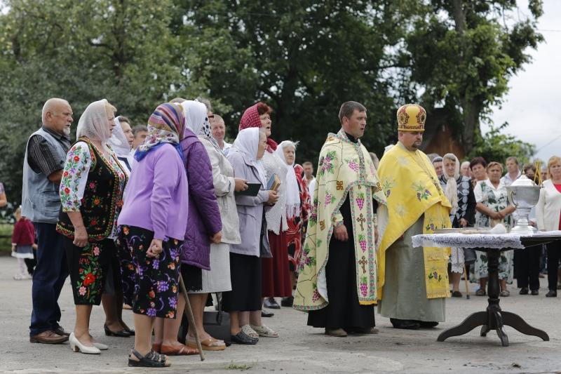 """Святкування фестивалю """"Від села до села, колосяться поля. Нас єднають фестивалі, Ми єдина сім'я"""" в с. Ільпибоки"""