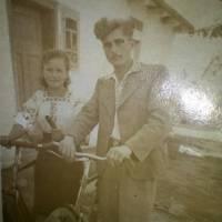 Фото 1943 року, бабуся Зубчук Алли Олексюк (Пекарська) Ольга