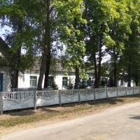 Будинок культури та ПШБ с. Пустоіванне