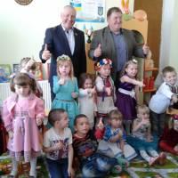 Відкриття групи в Зарічненському ДНЗ