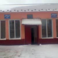 Клуб, бібліотека та адміністративне приміщення с. Добривода