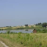 Вид на село Зарічне