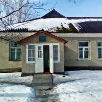 Бібліотека села Іващуки