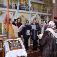 Свято колядок у с.Михайлівка