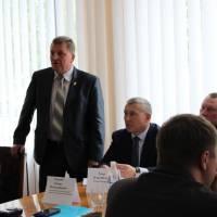 Засідання «круглого столу» щодо створення телерадіокомпанії