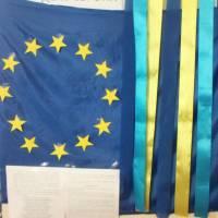 «Місячник Європи в Україні» у Крупецькій сільській раді