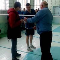 Турнір з волейболу пам'яті Героїв Небесної Сотні