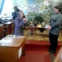 Зустріч з очевидцем Голодомору Тетяною Іллівною Сімановською