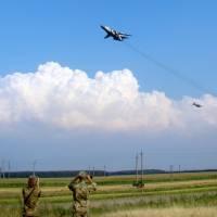 Військові навчання «Небесний щит—2016»