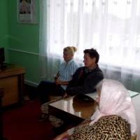 Виїзний прийом громадян у селі Михайлівка