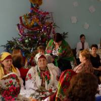 «Хай з колядкою і кутею Різдво приходить в кожний дім»