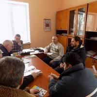 Обговорення проекту розміщення дитячих майданчиків на території громади