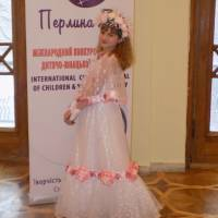 Уляна Бабак - учасниця Міжнародного конкурсу-фестивалю дитячо-юнацької творчості «Перлина Fest»