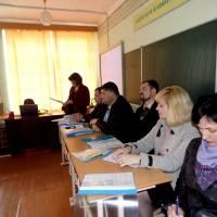 Засідання колегії відділу освіти, культури, молоді та спорту Крупецької ОТГ