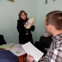 Продовження майстер-класу з написання писанки від Богдани Бабак