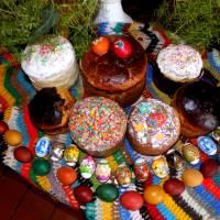 Виставка-вернісаж  ''Великдень в нашій хаті''