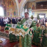 Престольне свято у с.Крупець