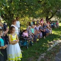 День Незалежності України в с.Срібне 2019р.