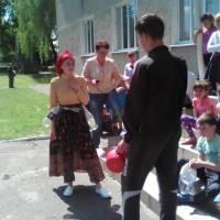 День захисту дітей в Михайлівці