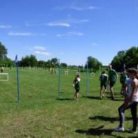 Всеукраїнський фізкультурно – патріотичний фестиваль школярів «Козацький гарт 2017»