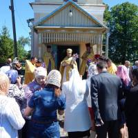 Храмове свято у селі Боратин