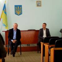Зустріч  з народним депутатом України Олександром Дехтярчуком