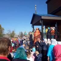 У Дроздині святкували день села.