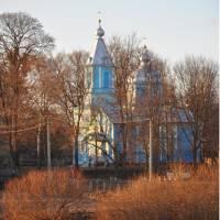 Свято-Покровська церква с.Кричильськ