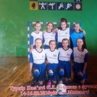 Участь в футбольному турнірі серед дівчат 2020