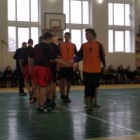 Учнівські змагання з баскетболу 2020