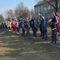 Фестиваль ранкової зарядки «Рух заради здоров'я» 2019