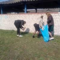 Акція з благоустрою сільських стадіонів 2019