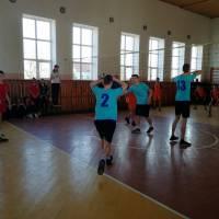 Змагання з волейболу в Зносицькій ЗОШ I-III ст. 2020