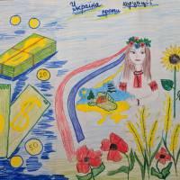 «Україна проти корупції», Стицюк Анна учениця Зносицької ЗОШ І-ІІІ ст.