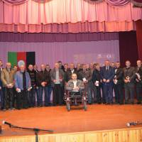 Захід з нагоди Дня вшанування учасників бойових дій на території інших держав та 30-річчя виведення військ з Афганістану 2019