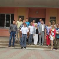 Представники об'єднаних територіальних громад Сумщини вивчали досвід реформ на Вінничині