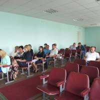 Засідання виконавчого комітету. 13.09.2017