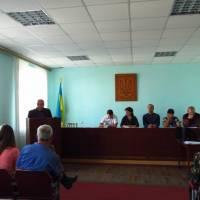 21.09.2017 - четверта сесія Краснопільської селищної ради