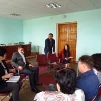 Візит регіональних експертів Компоненту 2 Програми U-LEAD до Краснопілля
