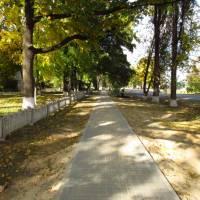Тротуар по вул. Перемоги