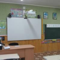 Робоче місце вчителя