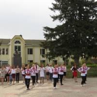 День вишиванки в Краснопіллі