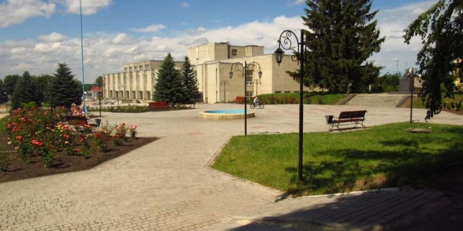 Площа Тараса Шевченка