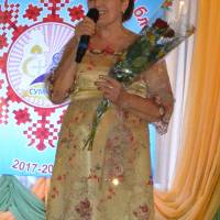 Заслужений працівник культури України Тетяна Фінашко